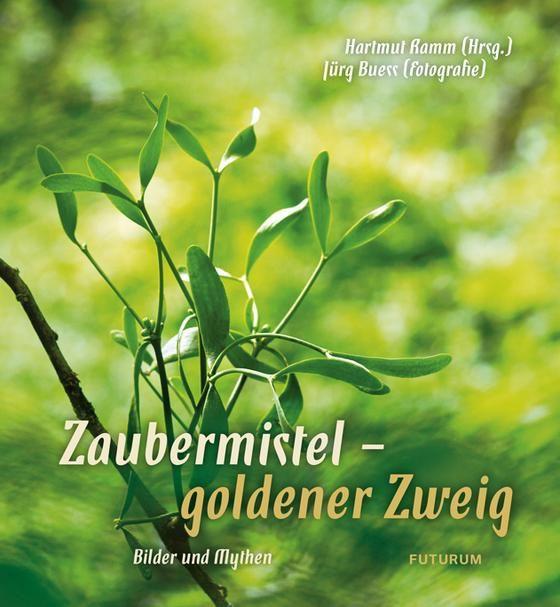 Zaubermistel – goldener Zweig